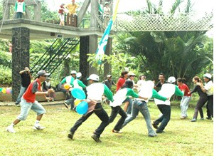 1 DAY OUTBOUND BOGOR BELLA CAMPA GADOG