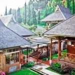 paket outbound 2d1n patuha resort kawah putih ciwidey